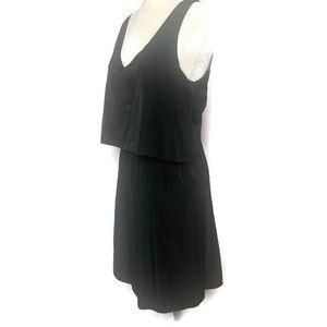 BAR III   black dress – open back